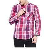 Yepme Men's Pink Cotton Kurta Shirts - YPMKURTA0354_44
