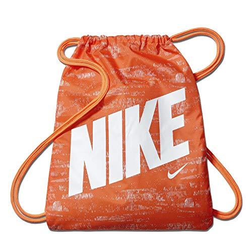 Nike y nk gmsk gfx, zaino bambino, tart/bianco, taglia unica