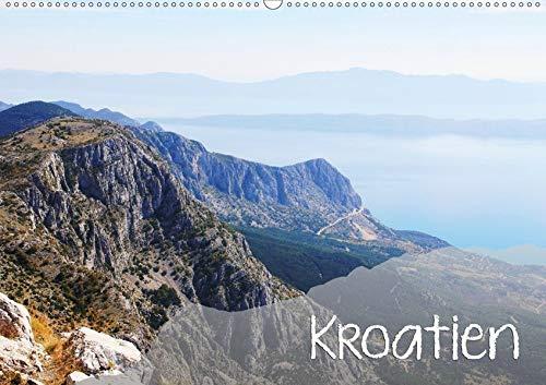 Kroatien (Wandkalender 2020 DIN A2 quer)