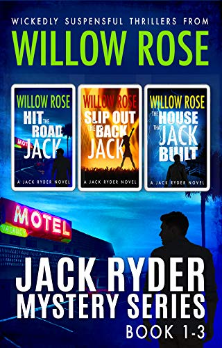 Jack Ryder Mystery Series: Book 1-3, used for sale  Delivered anywhere in UK
