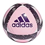 adidas Starlancer V Ballon de Football Homme, True Pink/Legend Purple/White, FR : XXS (Taille Fabricant : 3)