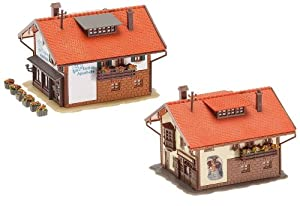 Faller - Casa de decoración para modelismo ferroviario (F232245)