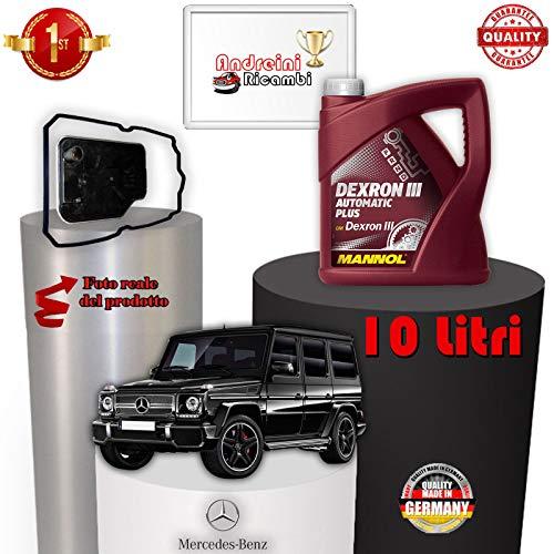 KIT FILTRO CAMBIO AUTO E OLIO W463 G 270 CDI 115KW 2004 -> 1076
