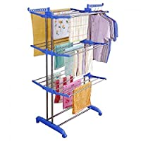 Stainless Steel Clothes Hanger 3 Layers