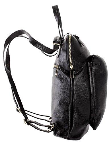 Big Handbag Shop, Borsa a zainetto donna Taglia unica Royal Blue