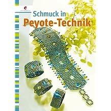 Schmuck in Peyote-Technik