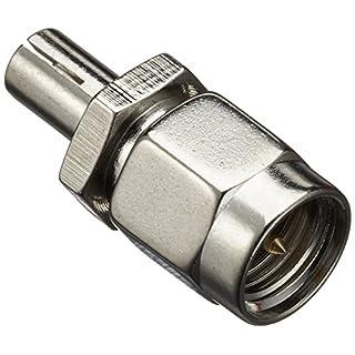 adaptare 61048 Adapter TS9-Stecker auf SMA-Stecker