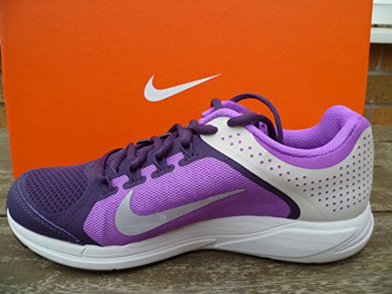 NIKE Zoom Elite+ 6 Zapatilla de Running Señora, Púrpura/Gris, 38