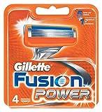 Gillette Fusion Power - Recambios de maquinilla de afeitar para hombre...