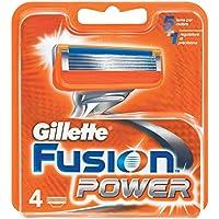 Gillette Auslaufmodell Fusion Power Klingen 4 Stück