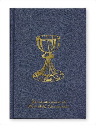 Roman Missal [Apr 01, 1975] First Holy Communion Gift Blue