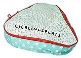 Spiegelburg 13661 Sattelschutz 'Lieblingsplatz' I love my Bike