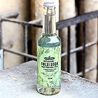 Urban Platter Artisanal Tulsi (Basil) Soda, 275ml [Pack of 6, All Natural, Made from Real Tulsi]