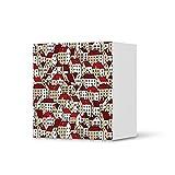 Möbel-Folie für IKEA Besta Regal 1 Tür Element | Dekorationssticker Dekorfolien Möbel-Aufkleber Folie | Wohnung einrichten Accessoires | Design Motiv City By Day