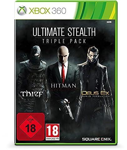Ultimate Stealth Triple Pack - Thief, Hitman: Absolution, Deus Ex: