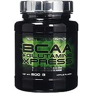 Scitec Nutrition BCAA + Glutamine Xpress Powder - 600g, Apple