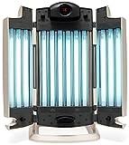 Lampada abbronzante viso trifacciale 12 tubi 9212