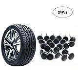 Pilzförmige Nadelstecker zur Reparatur von Reifen für Auto / Motorrad / Fahrrad / LKW, 24 Stück,...