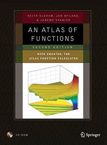 An Atlas of Functions: with Equator, the Atlas Function Calculator by Keith B. Oldham (2008-12-02)