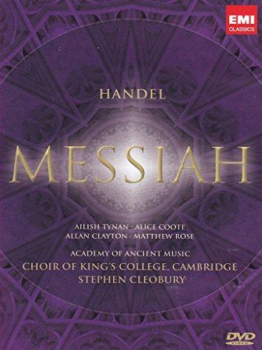 Messiah: Choir Of King College [DVD]