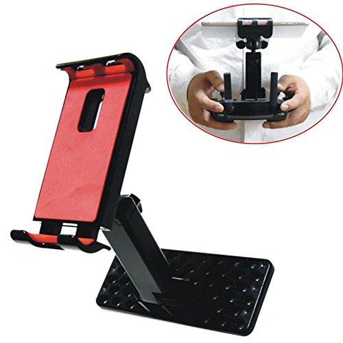 Preisvergleich Produktbild SKYREAT Tablette Halter Halterung für DJI Mavic Pro, 4-12 Zoll iPhone iPad Standfuß, 360 Grad drehbar - Schwarz