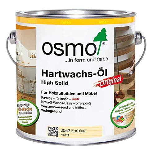Osmo-Color Hartwachsöl f.Böden 3062 2,500 L