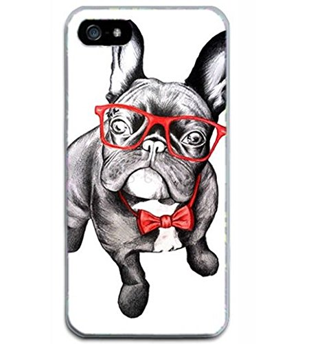 Coque silicone souple iphone 4 et 4S ,Grand Chat , cat , animal , noir ,TPU Chien