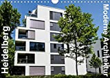 Heidelberg 2020 - Moderne Architektur (Wandkalender 2020 DIN A4 quer)