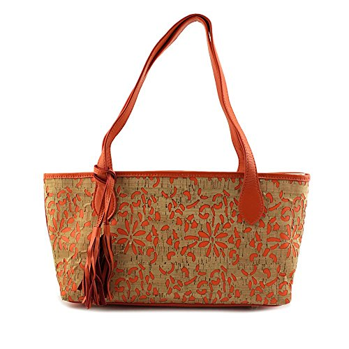 buco-small-cork-tote-women-orange-tote