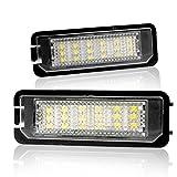 LED Kennzeichenbeleuchtung Canbus Module mit E-Zulassung V-030601