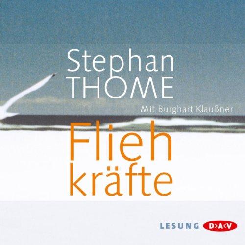 Buchseite und Rezensionen zu 'Fliehkräfte' von Stephan Thome
