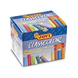 Jovi 152692 - Pack de 100 tizas, multicolor