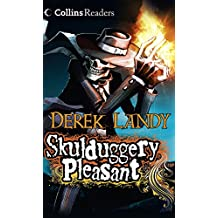 Collins Readers – Skulduggery Pleasant