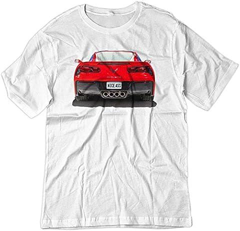 BSW Herren T-Shirt Gr. XXXXX-Large, Weiß