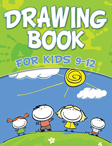 Drawing Book For Kids 9-12