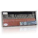 Accesorios de la máquina de pulido eléctrico, herramientas de manicura, aguja de pulido de e...
