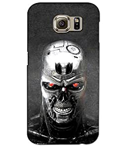 SAMSUNG NOTE 6 PRINTED BACK COVER BY aadia