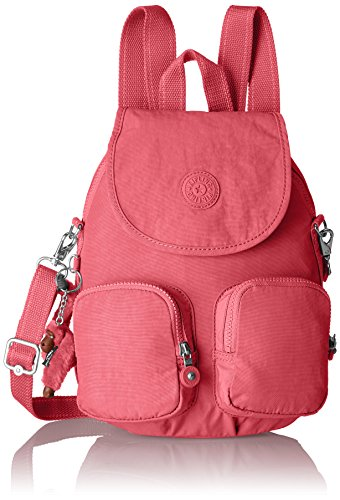 Kipling Firefly Up, Sacs à dos femme, Rose (City...