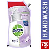 #10: Dettol Liquid Handwash Sensitive Super Saver Pack- 750 ml