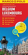 Belgium / Luxembourg Marco Polo Map