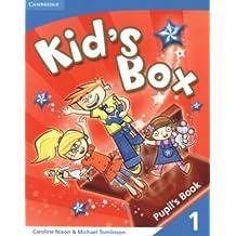 Kid's Box 1 Pupil's Book: Level 1 - 9780521688017
