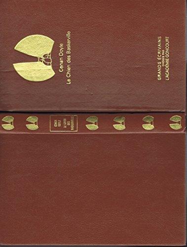 Grands écrivains choisis par l'Académie Goncourt, Sir Arthur Conan Doyle : Chien des Baskerville