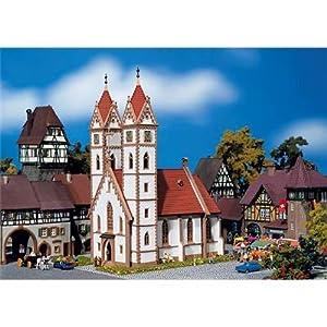 FALLER 232271  - Iglesia de la Ciudad importado de Alemania