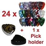 rockpicks - 24 x Mediators pour guita...