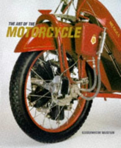 THE ART OF THE MOTORCYCLE par Thomas Krens