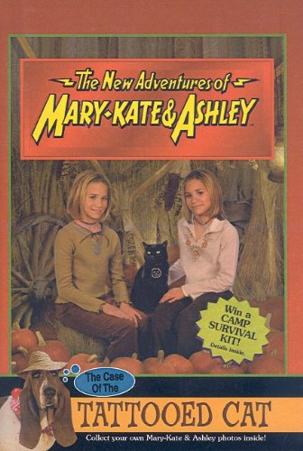 The Case of the Tattooed Cat (New Adventures of Mary-Kate & Ashley (Pb))