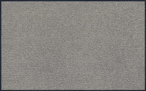 Wash&Dry Fußmatte Hellgrau 75x120 cm