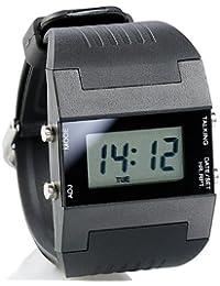 St. Leonhard Digital Alarm-Armbanduhr: Sprechende Damen-Armbanduhr mit Weckfunktion (Armbanduhr mit Sprachausgabe)
