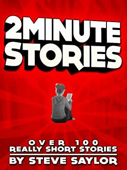 2 Minute Stories (English Edition) di [Saylor, Steve]