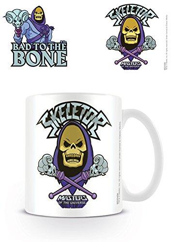 Taza Oficial Skeletor Masters del Universo